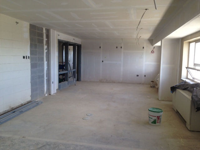Commonwealth Hall Renovation Project Administration