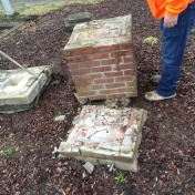 Uncovering the Martin Hall time capsule