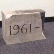 Martin Hall time capsule found 02-09-16