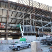 Progress made to New Science Building Phase 2