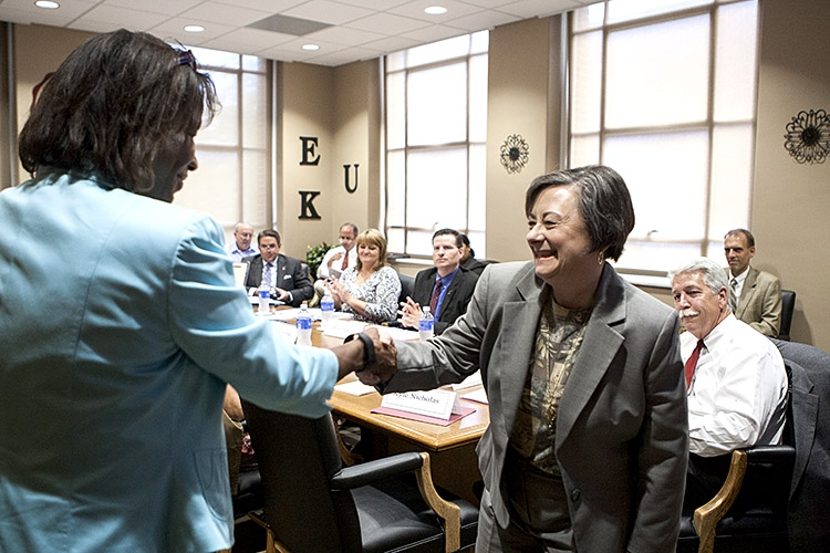 EKU takes the first steps in opting out of state oversight on building projects